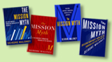 Mission Myth Book Covers
