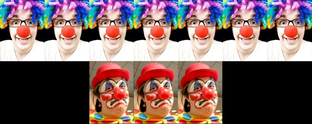 blog clown 70-30